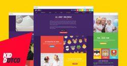KidDotCo X Ibbleobble Website