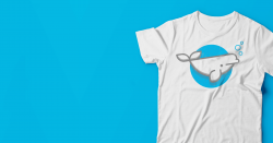 Belouga tshirt design