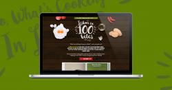 'Lisbon In 100 bites' website
