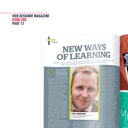 Paul Jamie Kidd | Web Designer Magazine