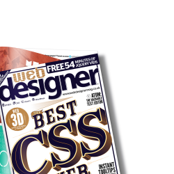 Paul Jamie Kidd | Web Designer Magazine 240