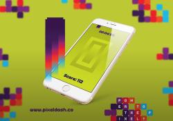 Pixel Dash App