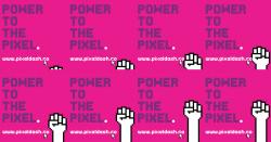 Pixel Dash App marketing