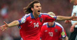 KidDotCo - Top 10 best football shirts ever - Czech Republic