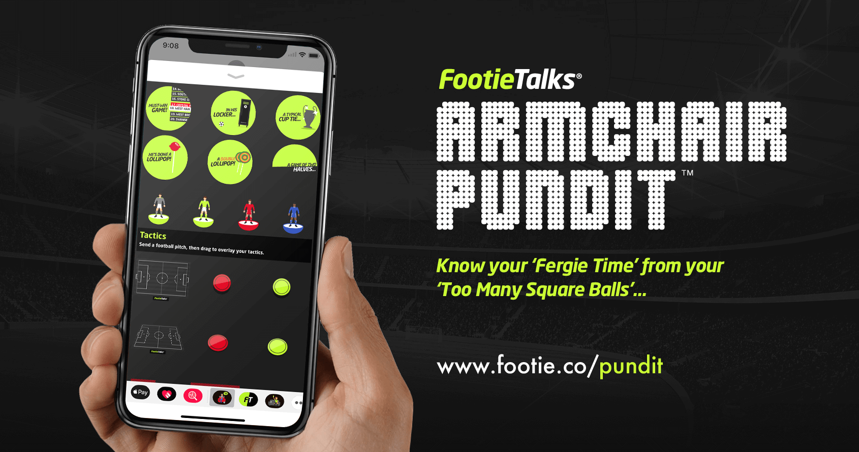 FootieTalks Top 20 football pundit clichés… EVER! (Part 1 ...